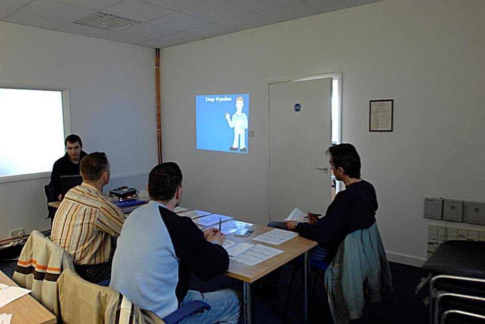 CCNSG Training
