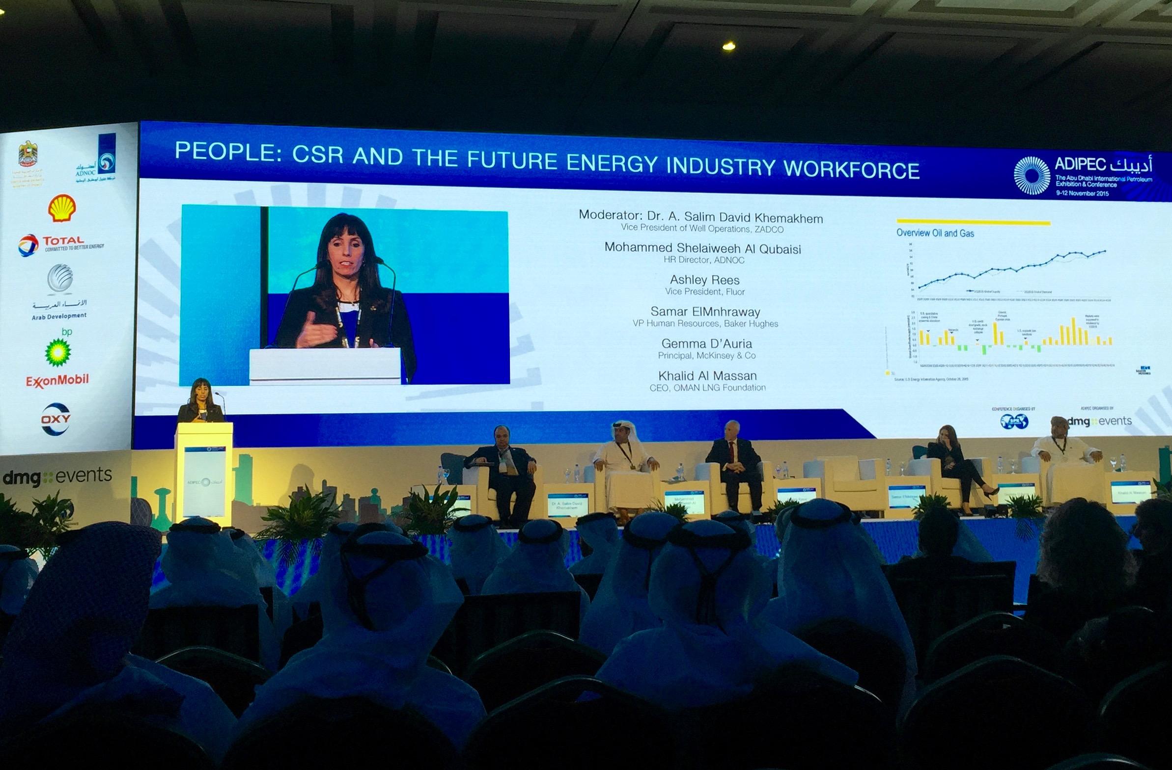 AIDPEC 2015 HR Panel