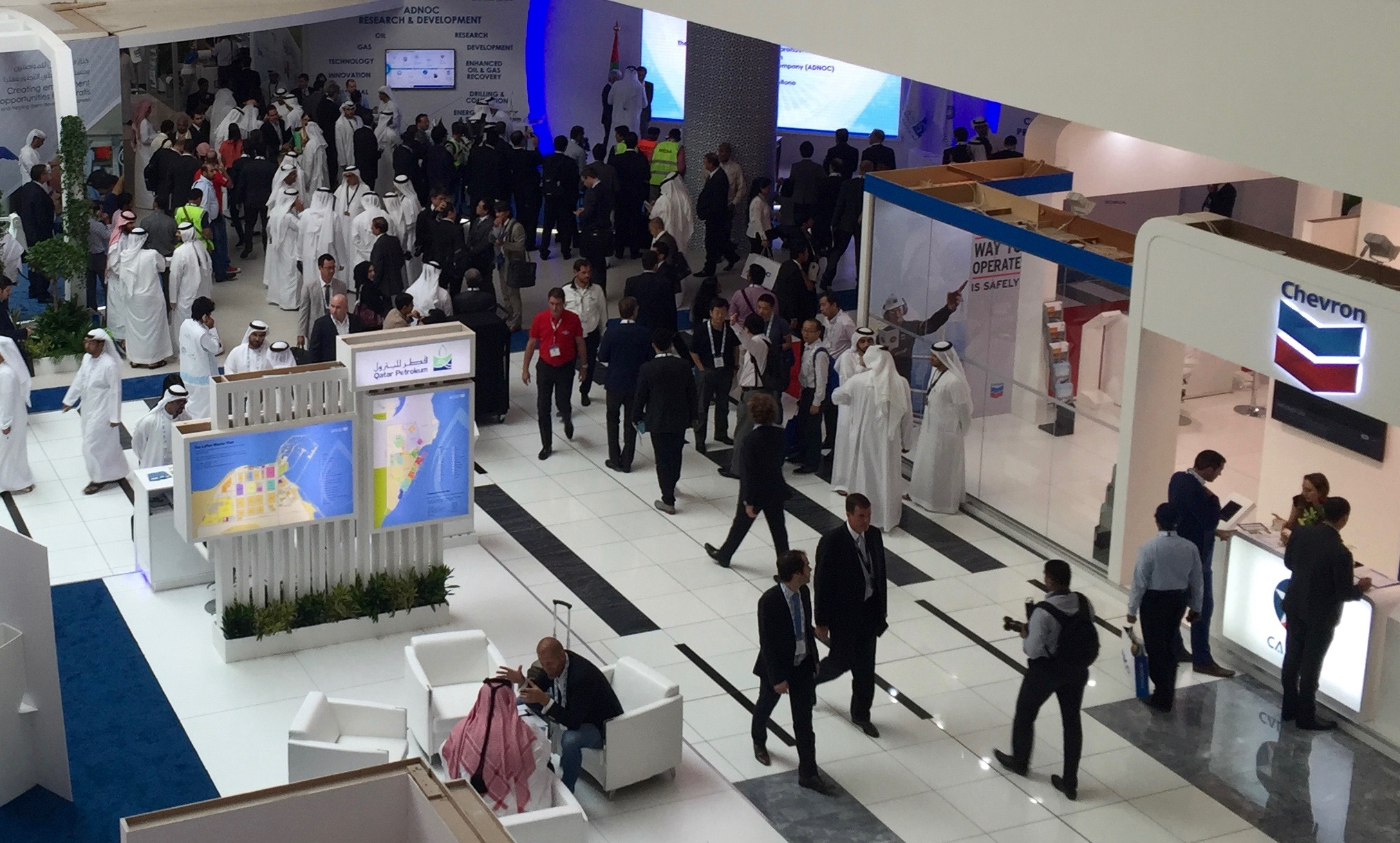 Abu Dhabi ADIPEC 2015