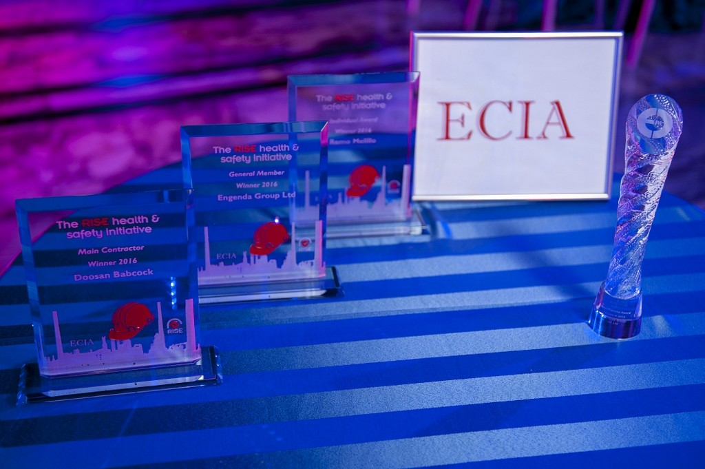 ECIA RISE AWARDS, © ECIA, Fergus Burnett